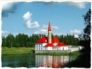 Приоратский замок
