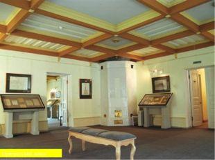 Потолки замка Приоратский замок
