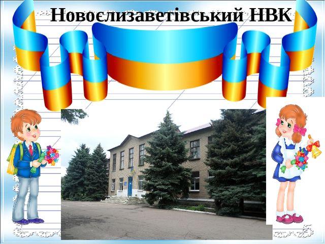 Новоєлизаветівський НВК