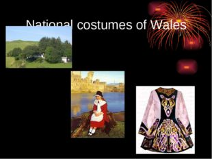 National costumes of Wales