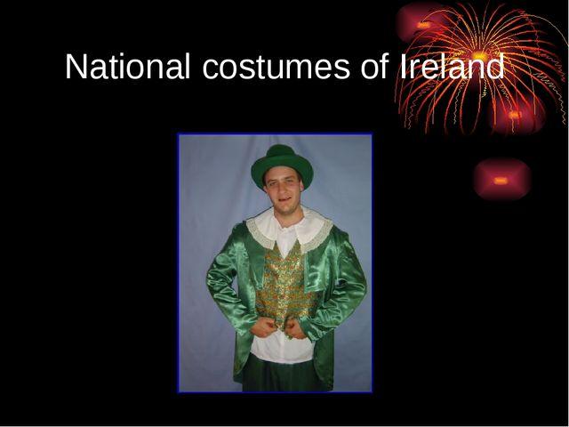 National costumes of Ireland