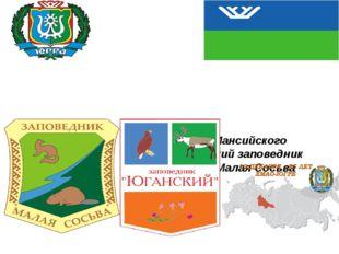 Крупнейшие заповедники Ханты-Мансийского автономного округа – это Юганский з