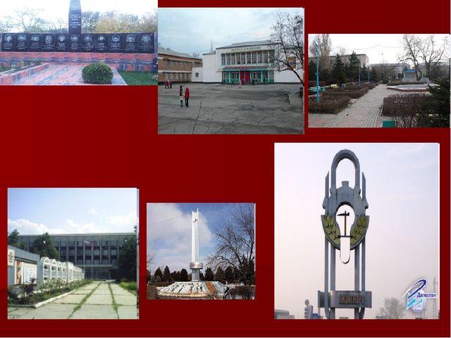 Заочная экскурсия по городу Кизилюрт