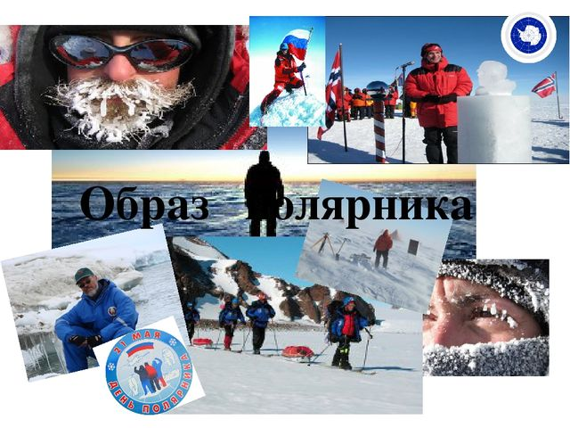 Образ полярника