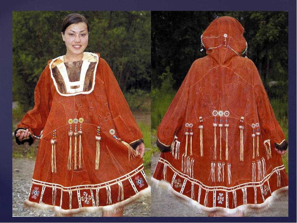 Свадебный наряд коряков фото