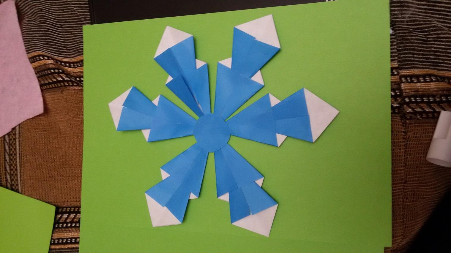 Планирование кружка по оригами в старшей группе