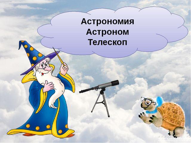 Астрономия Астроном Телескоп