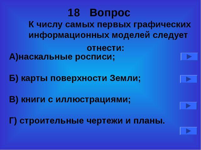 24 Вопрос Результатом процесса формализации является: А) описательная модель;...