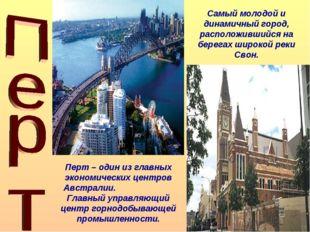 Самый молодой и динамичный город, расположившийся на берегах широкой реки Сво