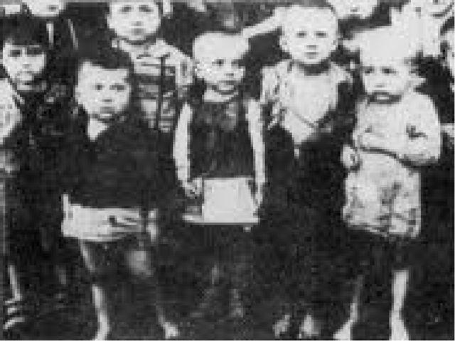 Недетские страдания: воспоминания бывших узников о. - ТАСС 89