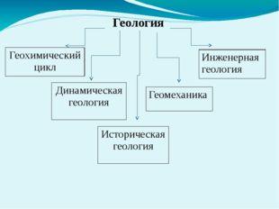 Инженерная геология – это наука, изучающая условия инженерного освоения и пр