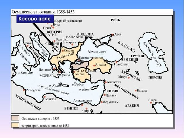 Косово поле