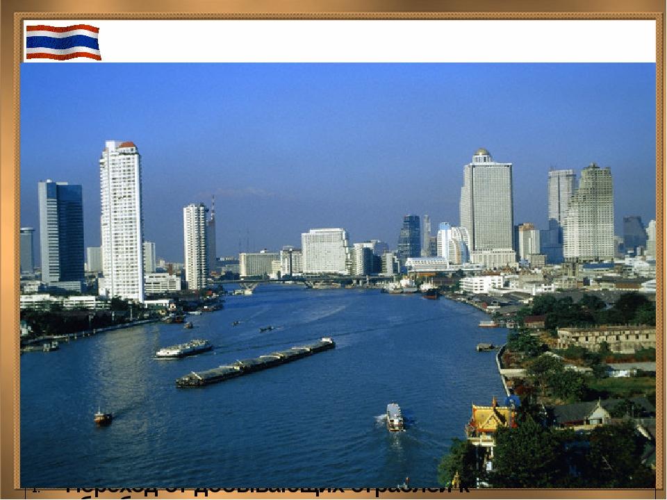 Таиланд (Бангкок) Форма правления:конституционнаямонархия Территория Ю-ВАзия...
