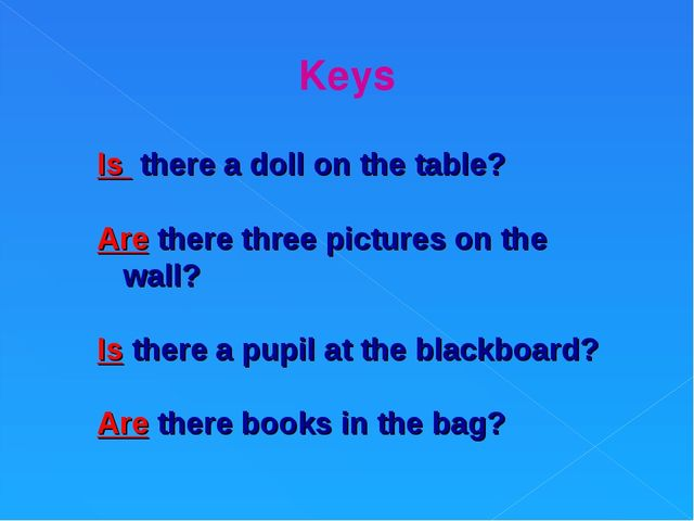 Keys Is there a doll on the table? Are there three pictures on the wall? Is t...