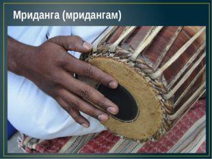 Манджира Манджира известны под многими именами. Они также называются «джандж»