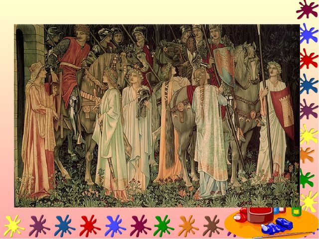 Однако само искусство ткачества подобных гладких ковров возникло гораздо ран...