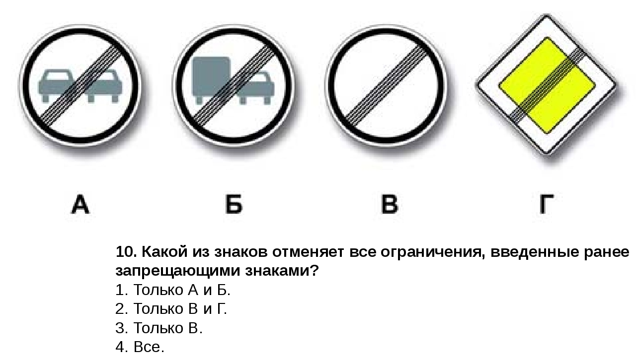 18.Разрешена ли Вам остановка за знаком? 1. Разрешена. 2. Разрешена только дл...