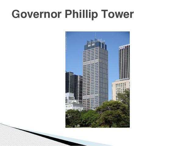 Governor Phillip Tower
