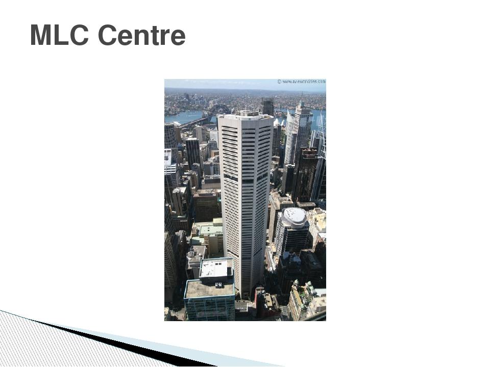 MLC Centre