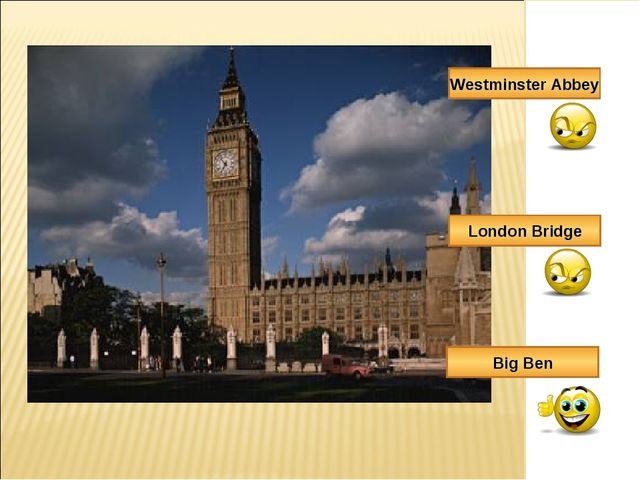 ++++++ Westminster Abbey London Bridge Big Ben