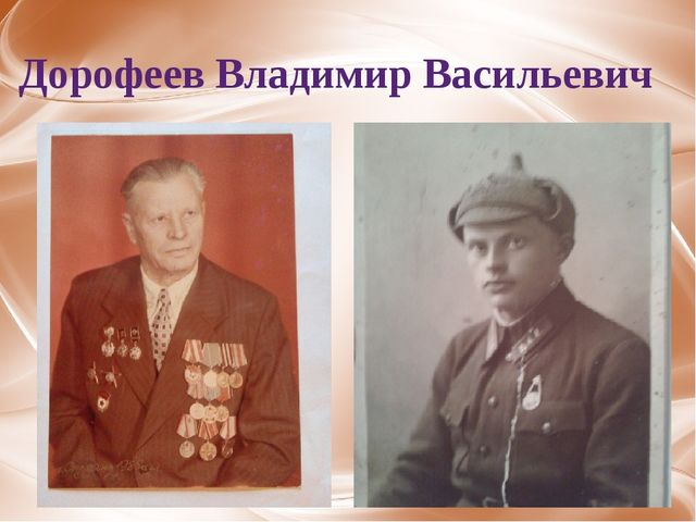 Дорофеев Владимир Васильевич