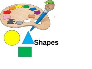 Colors Shapes