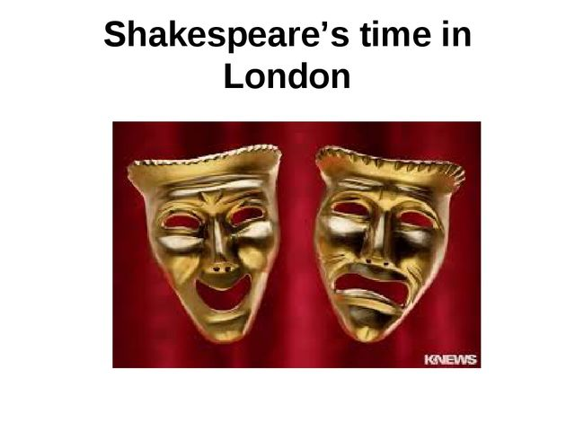 Shakespeare's time in London