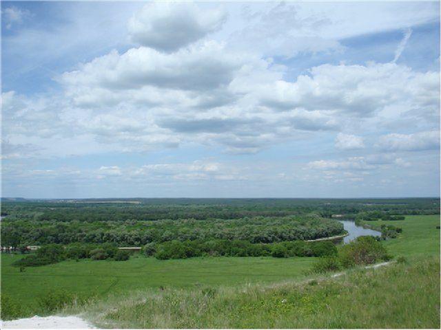 Окско-Донская равнина