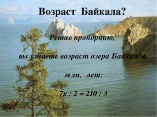С глубокой древности люди используют математический аппарат в повседневной ж