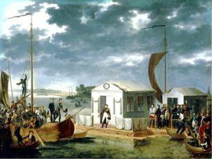 В это время отряд генерала П.И. Багратиона был направлен на Аландские остров
