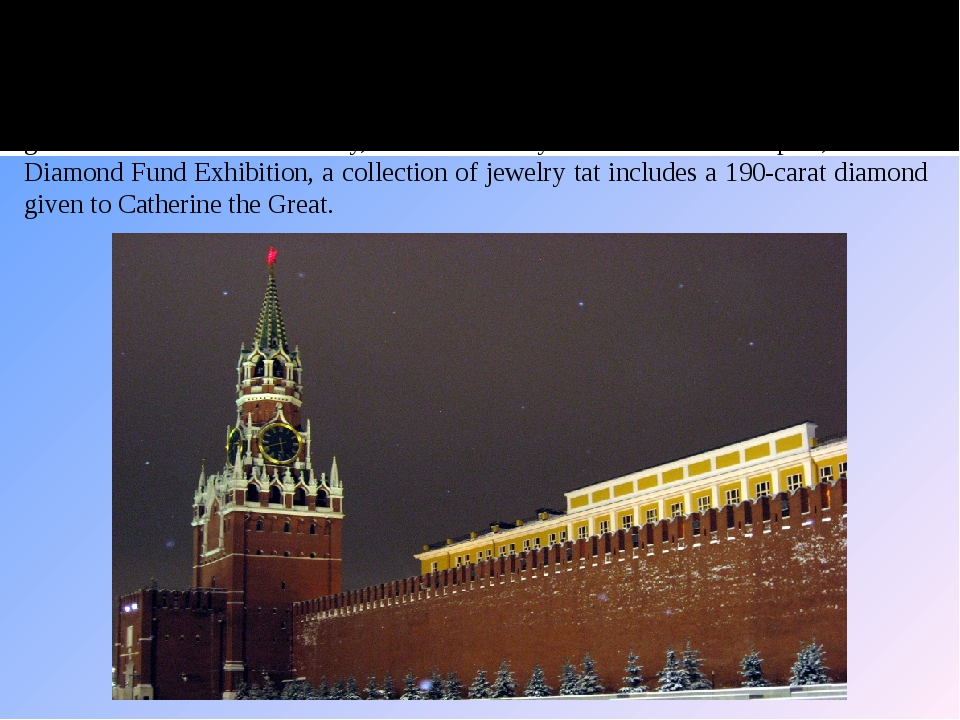 The Kremlin is a must-see attraction for anyone visiting Moscow. Home to the...