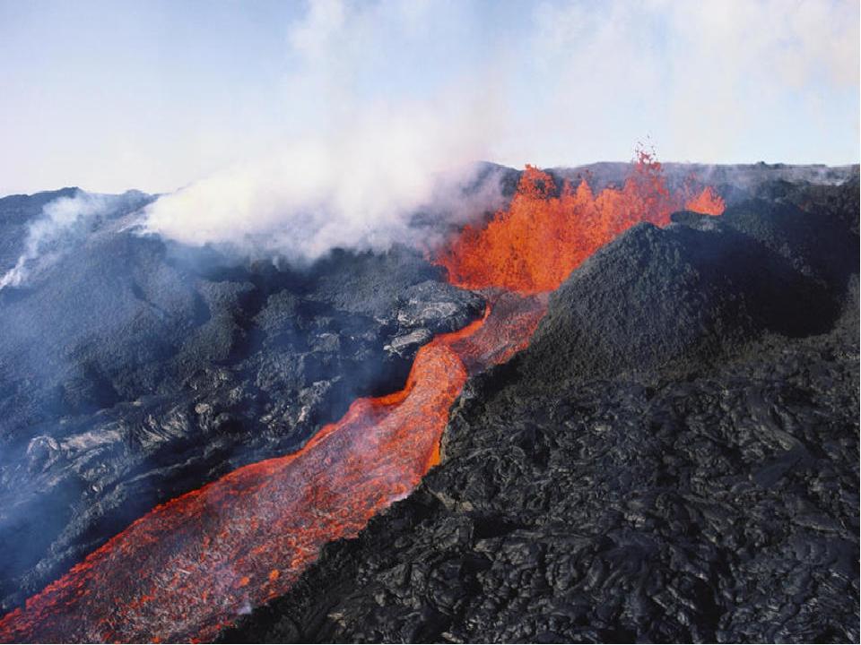 Вулкан Мауна-Лоа