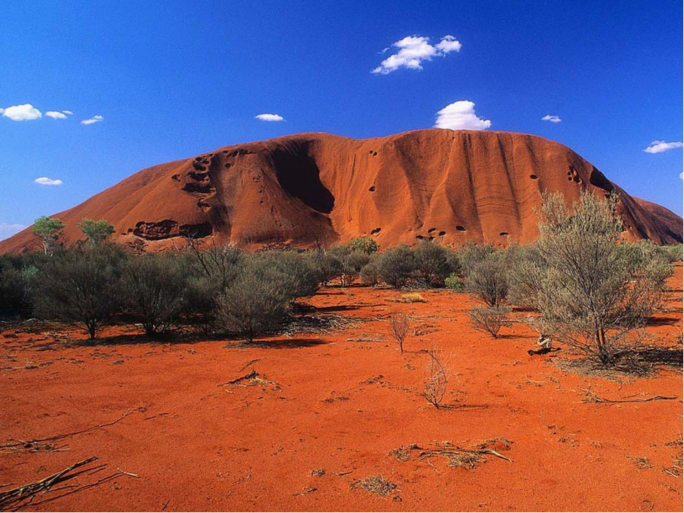 Большая пустыня Виктория