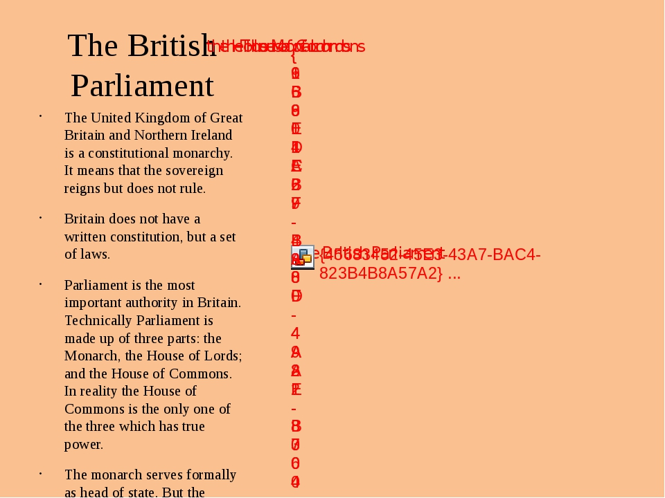the four basic functions of the british parliament Parliamentary sovereignty (also called parliamentary supremacy or legislative supremacy) is a concept in the constitutional law of some parliamentary democraciesit holds that the legislative body has absolute sovereignty and is supreme over all other government institutions, including executive or judicial bodies.