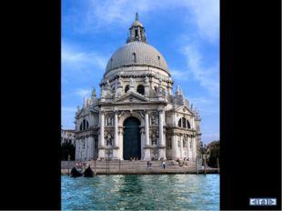 Центральный алтарь базилики украшен мраморными статуями на тему чудесного изб