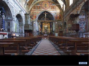 Страшный Суд. Мозаика собора Санта-Мария-Ассунта в Торчелло. Ок. 1130 г. Фраг