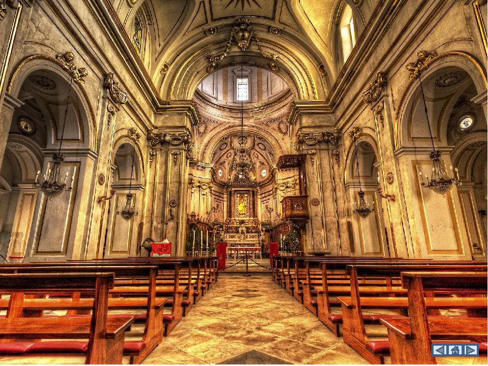 Страшный Суд. Мозаика собора Санта-Мария-Ассунта в Торчелло. Ок. 1130 г. Фраг...