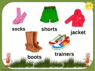 socks shorts jacket boots trainers FokinaLida.75@mail.ru