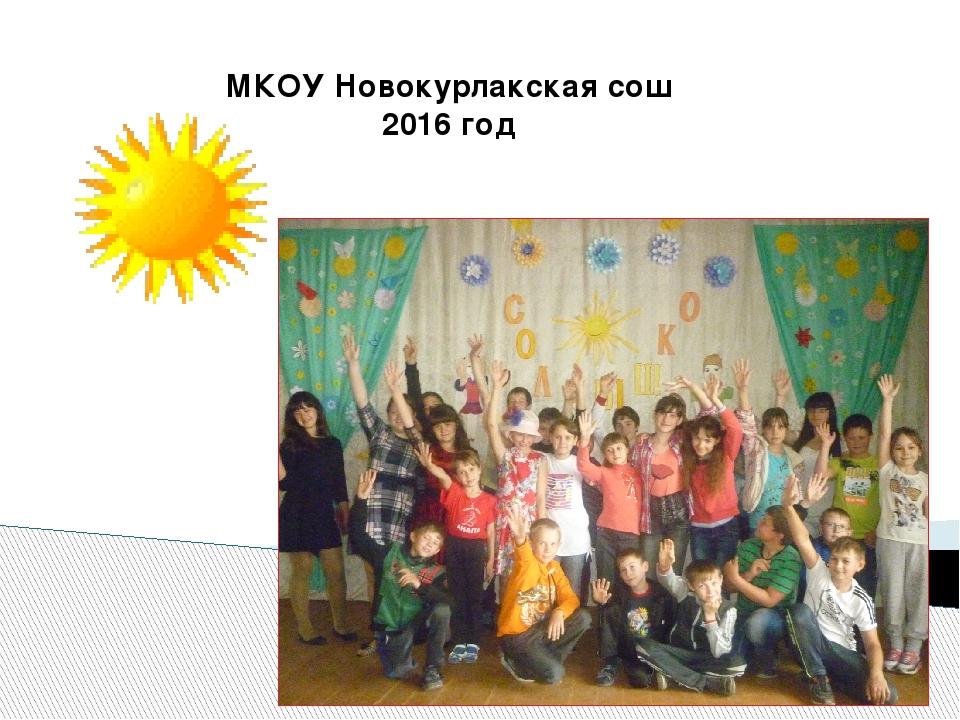 День за днём МКОУ Новокурлакская сош 2016 год