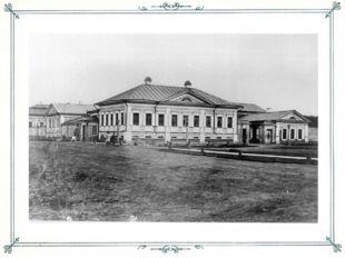Открытие светских школ и учебных заведений в крае в первой половине XIX века: