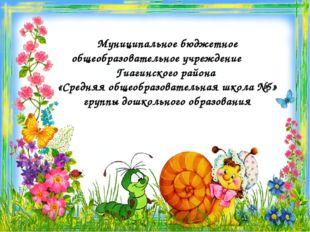 Муниципальное бюджетное общеобразовательное учреждение Гиагинского района «Ср