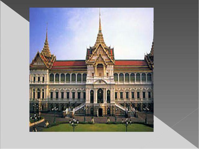 """В 110 км севернее Бангкока находится Пхра Будда Бат – """"ковчег с отпечатком но..."""