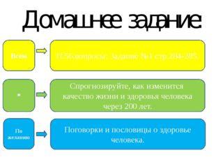 Домашнее задание: П.56,вопросы; Задание №1 стр.284-285. Поговорки и пословицы