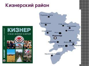Кизнерский район