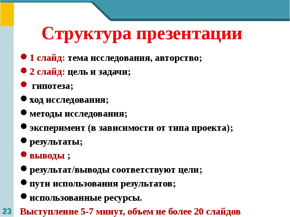 Структура презентации 1 слайд: тема исследования, авторство; 2 слайд: цель и...