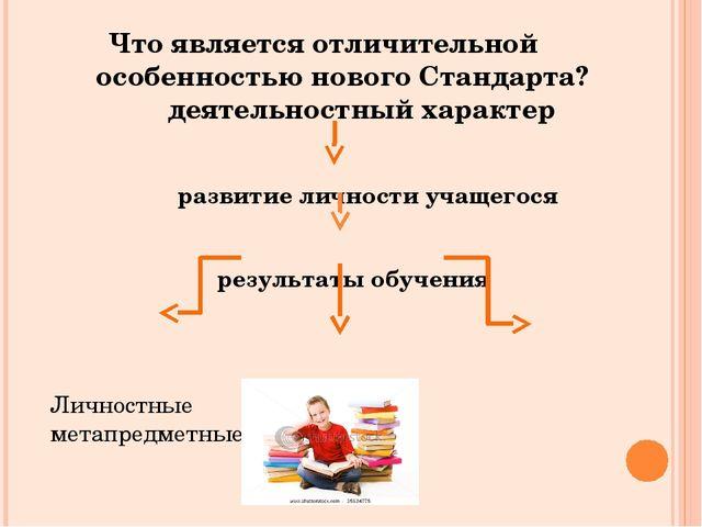 деятельностный характер развитие личности учащегося результаты обучения Личн...