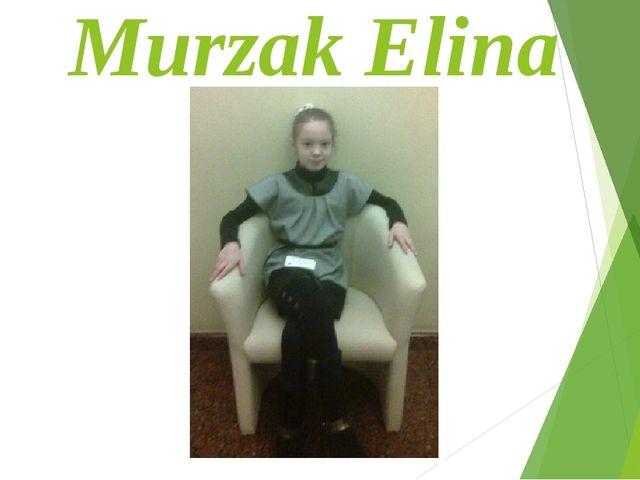 Murzak Elina