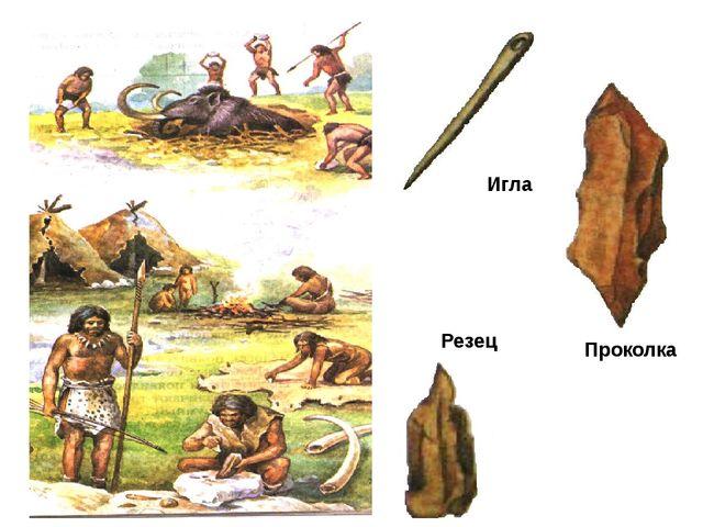 Игла Проколка Резец