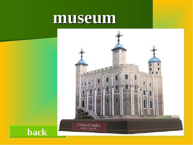 museum back