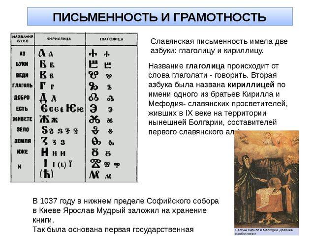 ЗАКРЕПЛЕНИЕ ПРОЙДЕННОГО МАТЕРИАЛА О каких сферах культуры Древней Руси вы теп...
